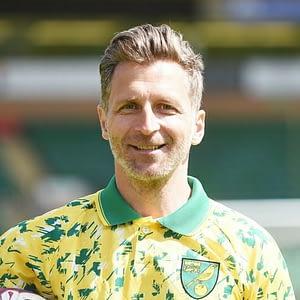 Darren Eadie Ex Norwich City
